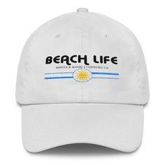 Beach Life Classic Dad Cap