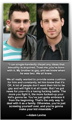 Another reason to be an Adam Levine fan