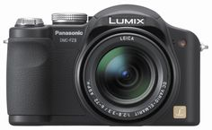 Panasonic Lumix DMC-FZ8K 7.2MP Digital Camera with 12x Optical Image Stabilized Zoom (Black). Includes Accessories - Battery Charger, Battery Pack, Lens Cap, Lens Hood, Lens Hood Adaptor, AV Cable, USB Connection Cable, Strap and CD-ROM. 7.2 Megapixels, up to 3072 x 2304 resolution, 848 x 480 at 30 fps - We recommend purchasing a 1GB SD Memory Card for practical usage. 12x Optical, 4x Digital Zoom. Leica DC Vario-Elmarit Lens - 11 elements in 8 groups (3 Aspherical lenses / 3 Aspherical...