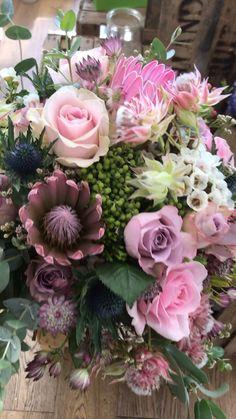 Pink Flower Bouquet, Beautiful Bouquet Of Flowers, Romantic Flowers, Fake Flowers, Beautiful Roses, Pink Flowers, Beautiful Fruits, Flowers Nature, Pink Flower Arrangements