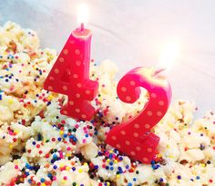See? You can put candles in birthday-cake popcorn, natch.