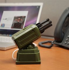 Christmas Gift Guide:USB Rocket Launcher