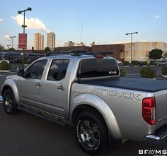 Nissan Frontier | Brutas dos Leitores - BF///MS