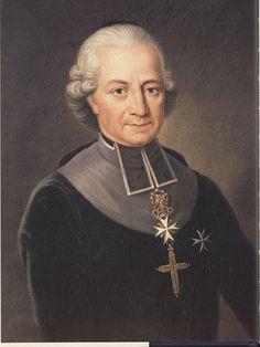 Kardinal Johann Casimir Häffelin