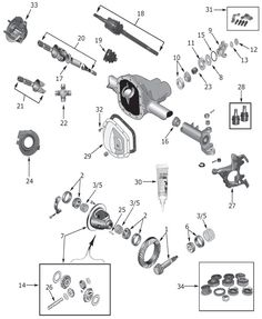 Image result for 2003 jeep grand cherokee front differential rebuild kit 2003 Jeep Grand Cherokee, Jeeps, Baskets, Image, Hampers, Basket, Jeep, Curves
