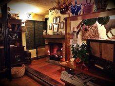 Chimenea / Fireplace