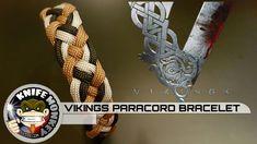 Vikings Themed Paracord Bracelet Tutorial