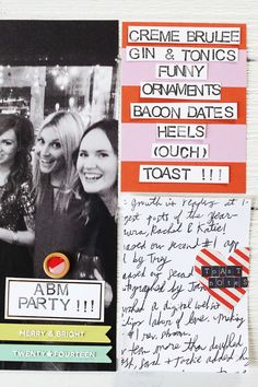 Love, love, love this!! How to Scrapbook Your Memories with Not-So-Good Photos