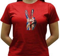 Camiseta The Who - Baby-look