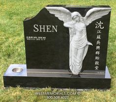 If You Need a Custom Monument or Headstone, West Memorials Can Design a Unique Cemetery Memorial . Let Us Work With You To Create A Beautiful Work of Custom Art. No Time For Me, Funeral Planning, Monuments, Cemetery, Statues, Garden Sculpture, Memories, Outdoor Decor, Artist