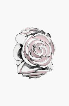 PANDORA 'Rose Garden' Spacer Charm   Nordstrom