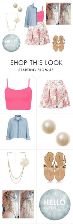 """""""Helloooooo"""" by carmenw-42 ❤ liked on Polyvore featuring Topshop, Miss Selfridge, Wet Seal and Timeless"""