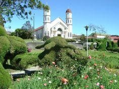 10 Interesting Facts / zarcero church gardens park  - Costa Rica