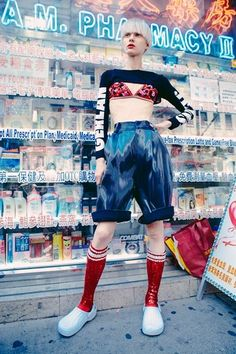 Oyster Fashion: 'Chinatown' Shot By Christine Hahn | Fashion Magazine | News. Fashion. Beauty. Music. | oystermag.com