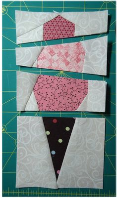 "Like so many others, I feel that I have discovered several steps to ""easier"" paper piecing that I simply must share. I'm much better at teac..."