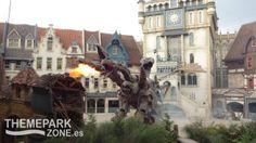 http://themeparkzone.es/2014/10/15/eas-2014-dia-0-visita-a-efteling-eas14-22914/ #amusement #park, #theme, #theming, #Thematic, #amusementpark, #themepark