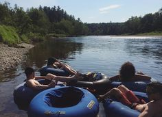 from @uponmysilvershelf  It was just the perfect day to be out on the water #tubing #nashwaakrivertubing #nashwaak #newbrunswick #summer #30degrees #friends #beers #onthewater #perfectday #relax @noisenb