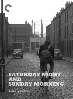 Saturday Night and Sunday Morning Local History, History Facts, Saturday Night, Sunday Morning, 1960s Movies, Film Effect, The Criterion Collection, Foreign Movies, Northern Soul