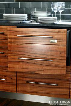 Award Winning Kitchen Designer, Heidi Piron, Creates Hand Crafted Kitchens  And Customized