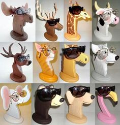 scroll saw projects diy Wooden Projects, Wooden Crafts, Diy And Crafts, Eyeglass Holder Stand, Scroll Saw Patterns, Wood Patterns, Kids Wood, Wood Toys, Craft Fairs