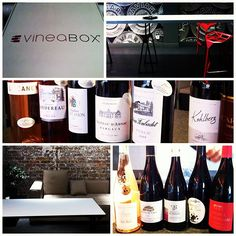 Tout est prêt pour le #cabernetday chez @VineaBox ! On vous attend...  Everything is ready for #cabernetday @VineaBox - we're waiting for you!