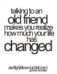 Reconnecting With Old Friends Quotes. QuotesGram