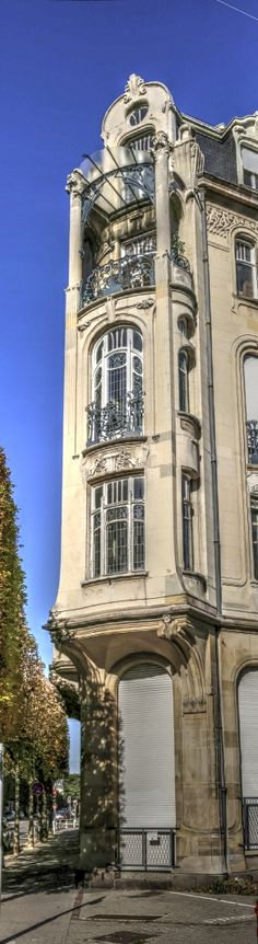 EDIFICIO Rue du Général-de-Castelnau, 22 Strasbourg (Francia)