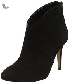 Kediredda, Escarpins Femme, Noir (Black Leather), 36 EUAldo