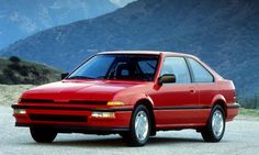 The vw was quickly replaced with a 1987 acura integra four door in acura at geneva 1988 sciox Image collections