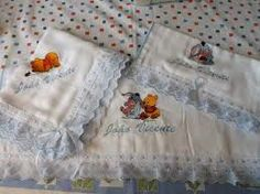 toalhas de banho bordadas p bebe - Pesquisa Google