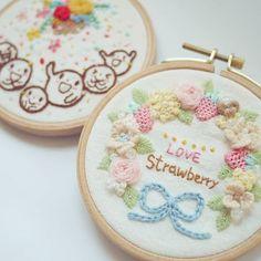 월요일이당 ㅠㅠ #꽃자수 #프랑스자수 #서양자수 #입체자수 #embroidery #수틀 #꽃 #자수타그램 #flower #자수 #handmade #handembroidery#리스#embroideryhoop #stitching #손자수#hoopart #embroideryart #핸드메이드 #취미