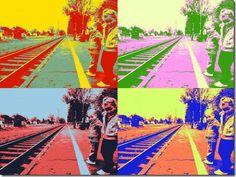 Különleges fotóeffektek ingyenes online programmal
