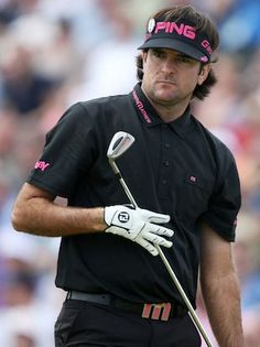 Bubba Watson lets a potentially brilliant round of golf get away from him
