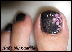 Ideas Pedicure Designs Summer Glitter Toenails For 2019 Glitter Manicure, Pedicure Nail Art, Toe Nail Art, Nail Manicure, Pedicure Ideas, Nail Ideas, Manicures, Glitter Pedicure Designs, Flower Pedicure Designs