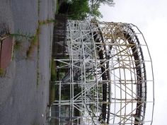 Old Abandoned Amusement Park Photos. - Democratic Underground