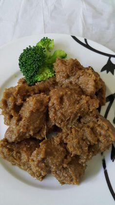 Beef Rendang Indonesian Foodbeef