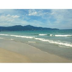 Beach of Da Nang