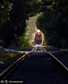 #tcdd #tren #yol #yolcu #yolculuk #yolhikayeleri #train #trip #turkiye #vagon #seyahat #ray #demiryolu #railway #bilet #repost @ahmetsamet by tcddemiryollari