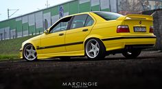 Marcin G. Photography: BMW E36 2.0i