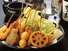 天ぷら・串揚げ