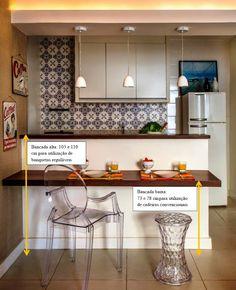 cozinha-americana-medidas-bancadas