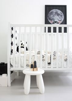 Black & White Kids Rooms - Petit & Small