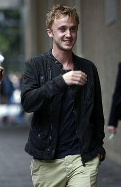 Tom Felton!he's so cute