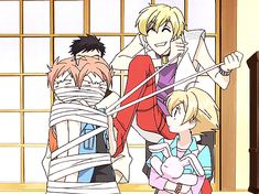 Oh Tamaki xD Ouran High School Host Club .when did this happen? Ouran Highschool Host Club, Ouran Host Club, High School Host Club, Anime Love, Anime Guys, Hikaru Y Kaoru, Host Club Anime, School Clubs, Another Anime
