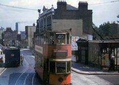 London Trams, 1950s