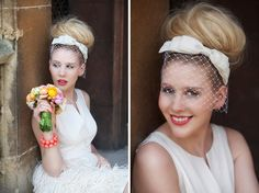 Wedding Hairstyles: Bridal Buns - Photography by Julia Boggio Studios