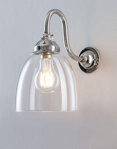 www.hollowaysofludlow.com shop lighting wall-lights decorative-wall-lights industrial_glass_wall_light