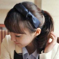 Bow-Accent Hairband from #YesStyle <3 Cuteberry YesStyle.com