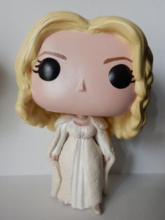 Custom Once Upon a Time Camelot Emma Swan Funko Pop