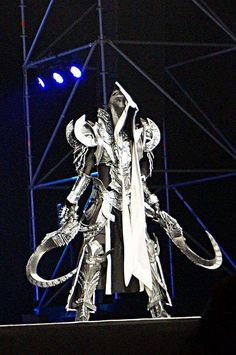Malthael from Diablo 3: The Reaper of Souls Cosplayer/Submitter: SakuraFlame